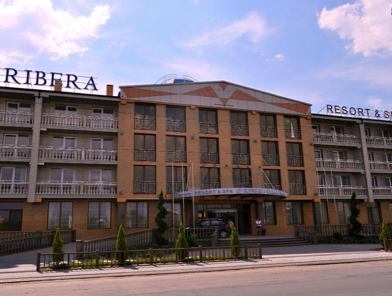 Отель Ribera Resort & SPA В Евпатории