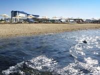 Пляж Аквамарина