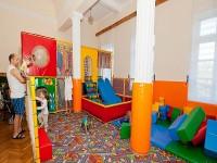 Детская комната в лечебной корпусе
