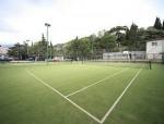 Тенисный корт