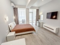 Апартаменты-студио вид на море 1 линия