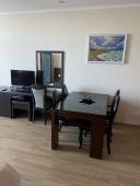 Апартаменты-студио, вид на море