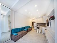 Апартаменты-студио вид на горы