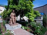 Памятник Павлову