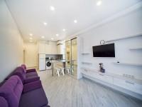 Апартаменты-студио вид на море