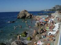 Поселковый пляж