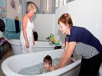 Ванны для детей